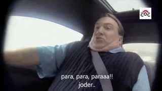 Mejores bromas de cámaras ocultas en coches por pilotos de competición