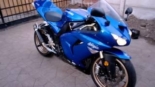 kawasaki zx10r 2007 single exhaust