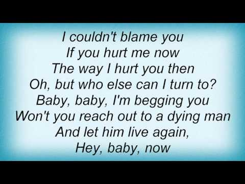 Lou Rawls - I Can't Make It Alone Lyrics
