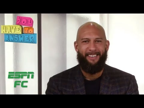 Tim Howard plays 'You Have To Answer' | MLS