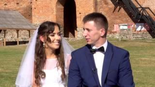 Zaneta&Piotr WSTĘP (Zamek w Czersku)