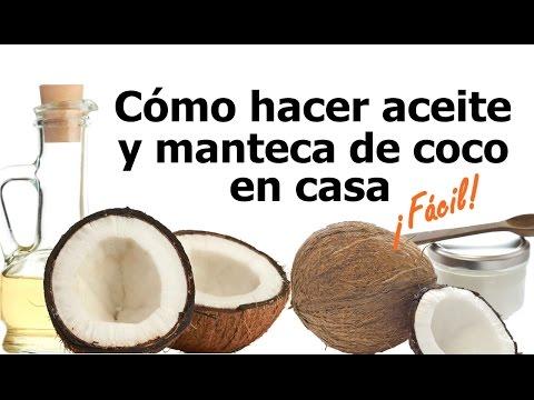 La t a maruja c mo hacer manteca y aceite de coco casero - Como hacer un ambientador natural para la casa ...