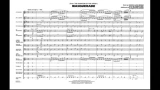 Masquerade by Andrew Lloyd Webber/arr. Jay Bocook