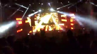 Bassnectar Bay Area Vibes '15 - Put It Down/Amorphous Form Mashup