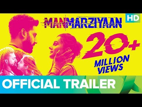 Download Manmarziyaan Official Trailer | Abhishek Bachchan, Taapsee Pannu, Vicky Kaushal, Anurag Kashyap HD Video