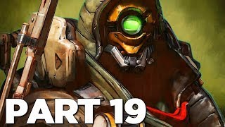BORDERLANDS 3 Walkthrough Gameplay Part 19 - CARNIVORA (FULL GAME)