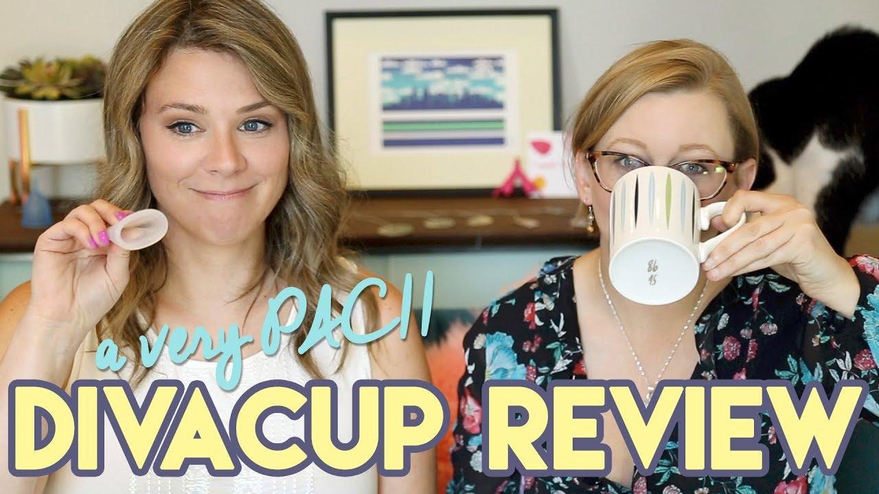 DivaCup Menstrual Cup Review