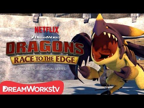 Dragons: Race to the Edge Season 4 (Clip 'Dragon Death Match')