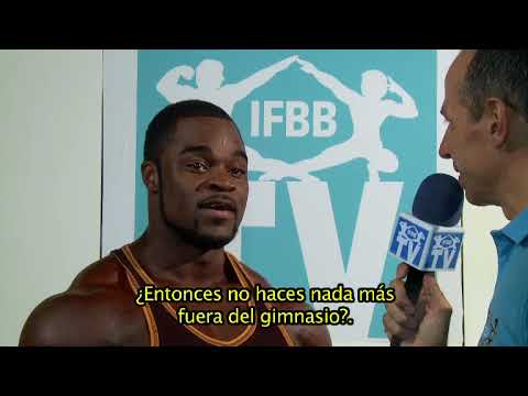 Interview Brandon Curry. Bodybuilder Pro (USA)