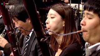 브란덴부르크문 유라시아친선특급 : 강준일 - 마당 (김덕수 사물놀이) / Eurasia Express : Madang für Samulnori und großes Orchester