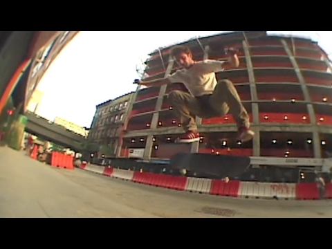 Image for video The Northern Co., Postcard from NYC | TransWorld SKATEboarding