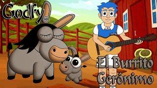 Godfy El Burrito Gerónimo Musica Infantil Cristiana