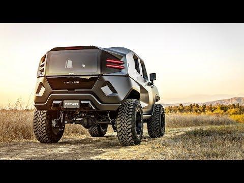 Rezvani  Missile Proof SUV Car 500HP 2017!