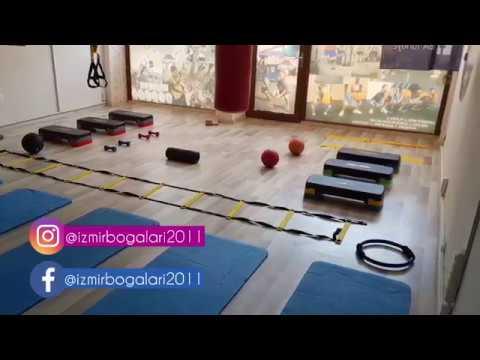İzmir Boğaları Spor Kulübü |Personal Training| •Hell & Back•
