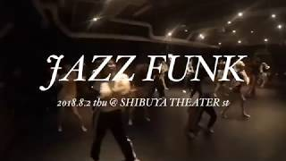 DANCEWORKSSHIHO/JAZZFUNK