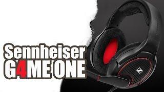 Sennheiser G4me One - Mein aktuelles Lieblings Headset