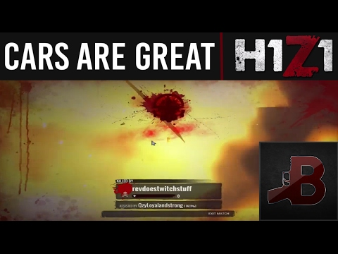 Cars Are Great - H1Z1