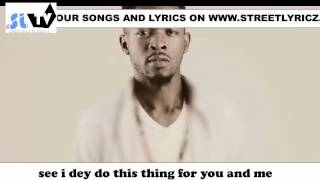 Johnny Drille   Wait For Me Official Music Lyrics Video