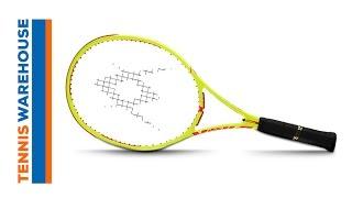 Ρακέτα τέννις Volkl Super G 10 Mid 330 video