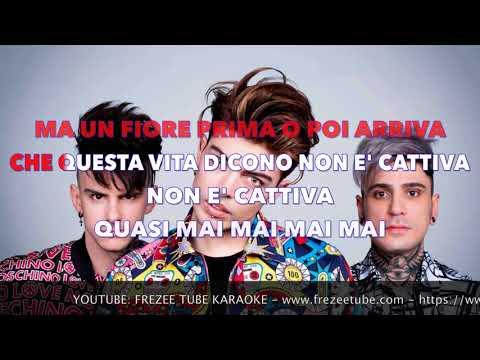 , title : 'The Kolors - Frida (mai, mai, mai) - Karaoke con testo'