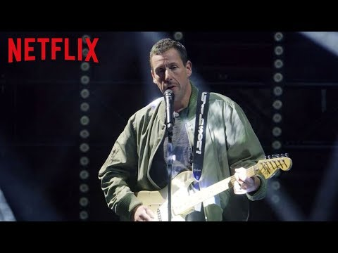 The Chris Farley Tribute from Adam Sandler's newest stand-up special.
