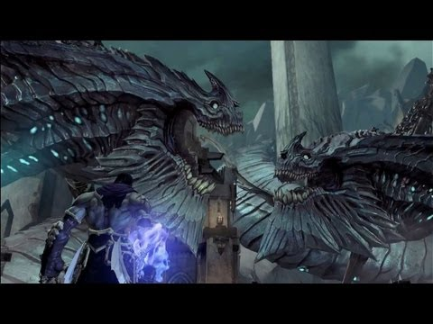 Видео № 1 из игры Darksiders II (2) - Deathinitive Edition [NSwitch]