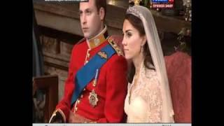 Свадьба принца Уильяма и Кейт Миддлтон 29 042011 ч2