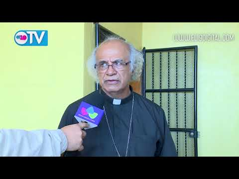 Cardenal Brenes insta a fieles a orar a la Virgen María para que interceda por Nicaragua