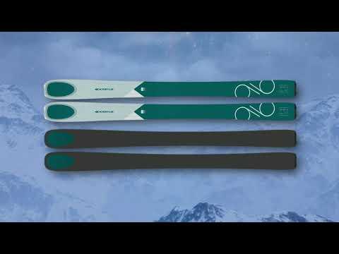 Kastle FX96 Skis - Women's 2020