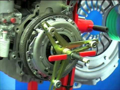 ZF Services Self Adjusting Clutch Fitting Procedure