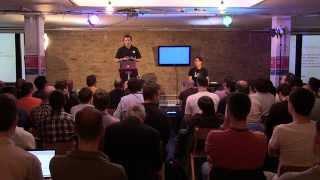 React 2014 : Lee Campbell & Matt Barrett - Event Driven User Interfaces