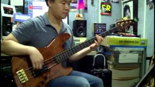 [ABBA] 01-08 Me & Bobby & Bobby's Brother_bass cover
