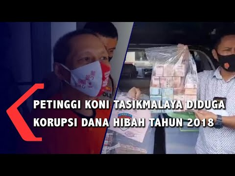 Ketua KONI Tasikmalaya Diduga Korupsi Dana Hibah 2018