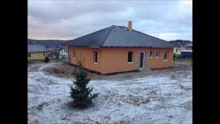 Stavba nového rodinného domku