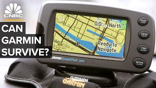 Can Garmin Survive After Smartphones Nearly Killed GPS?