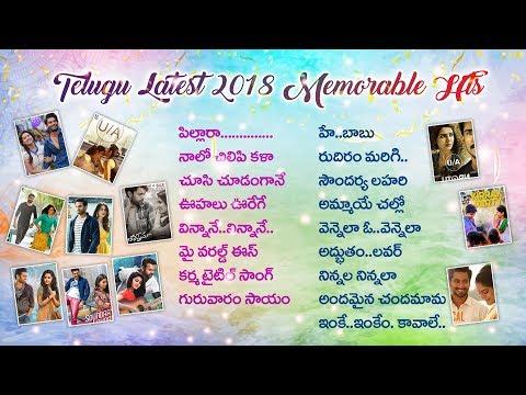 Download Telugu Top Songs Jukebox 2018 I Memorabale Love Hits  Songs HD Video