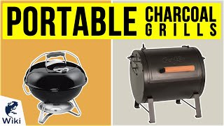 10 Best Portable Charcoal Grills 2020