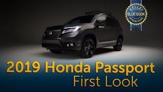 2019 Honda Passport -  First Look