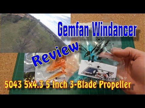 Gemfan Windancer review
