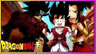 Who´s Your Family ? - BEBE DO BROLY MASCARADO E DA KALE DRAGON BALL HEROES !!! ‹ Dray ›
