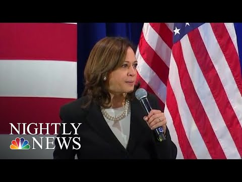Democratic Presidential Hopefuls Speak Out About Anti-Abortion Laws   NBC Nightly News