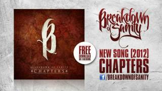 Breakdown of Sanity - Chapters (New Song 2012)