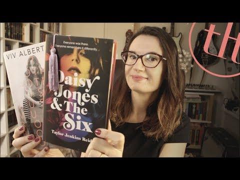 Daisy Jones & The Six (Taylor Jenkins Reid) + Viv Albertine | Tati Feltrin
