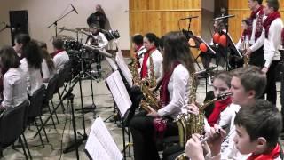 """Дніпровські сурми - 2015"", ДМШ №6, Little Band"