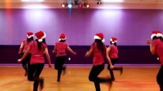 Santa Claus Boogie Woogie Line Dance