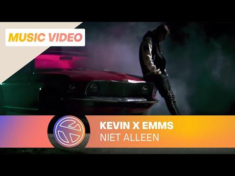 Kevin - Niet Alleen ft. Emms (Prod. SKYLINE)