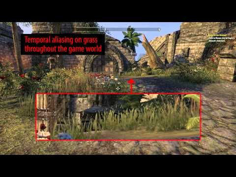 Comprehensive guide to fixing Anti aliasing and texture shimmering