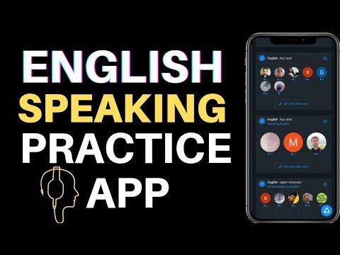 English Speaking Practice Platform - FREE for EVERYONE