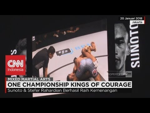 One Championship Kings Of Courage
