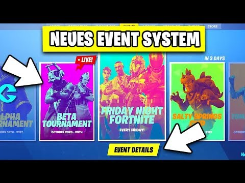 Neues Event System 😱 Neues UPDATE Kommt | Fortnite Saison 6 Deutsch German